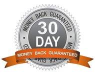 30 Day Money Back Guarantee